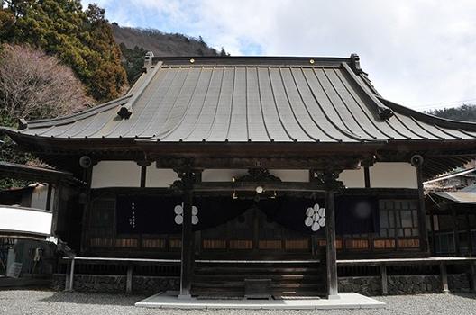 妙福寺(早川町/山梨県)