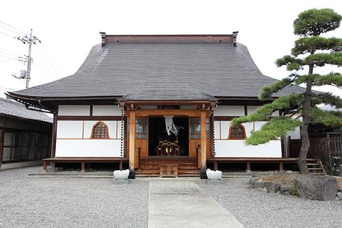 善国寺(富士川町/山梨県)